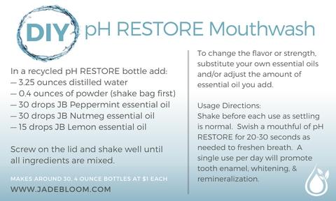 ph restore