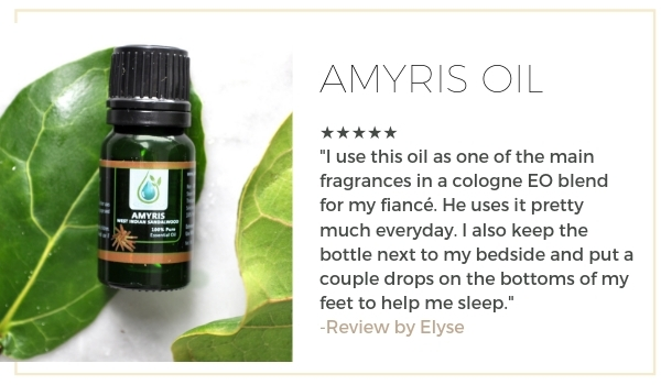 Amyris (West Indian Sandalwood) 100% Pure Essential Oil (Therapeutic)