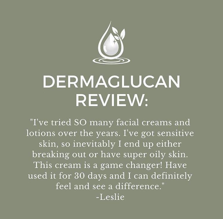 Dermaglucan Review